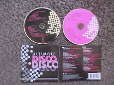 """V/A """"ULTIMATE DISCO VOL.2""""  2006 MADACY 2 CDs 32 CLASSIC TRX. NM OOP COMPILATION"""