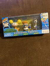 Dexters Laboratory Collectible Figures In Box