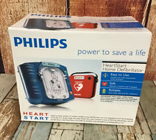"Philips HeartStart Home AED Defibrillator Model #M5068A "" Read """