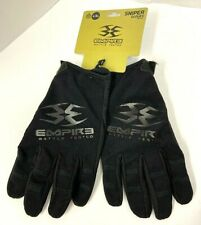 Empire Bt Sniper Tht Gloves Battle Tested Nwt Sz L/Xl Black Paintball Mens Adult