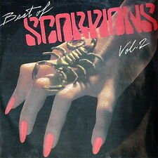 """12"""" The Scorpions Best Of Vol. 2 (Speedy`s Coming) RCA USSR NL 74517"""