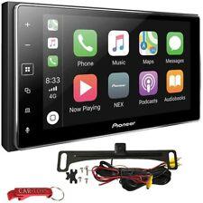 "Pioneer Mvh-1400Nex 6.2"" 2-Din Apple CarPlay Car Stereo Receiver & Backup Camera"