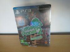 Little Big Planet 2 Limited Edition  New Sealed  Ps3 pal