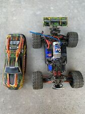 Traxxas E-Revo Brushless Titan 12T Body Car RC Used