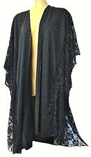 One Size Fits All TS TAKING SHAPE Lovely Lace Cape chic light lacy coverage NWT!