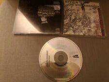 Attila the stockbroker - This Is Free Europe CD