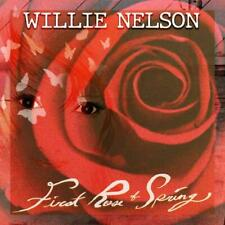 Willie Nelson First Rose of Spring CD NEW