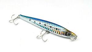 Bass Lure Crazy Flutter Baitfish 105mm 30g 0.1m-0.5m Long cast Shallow Swim