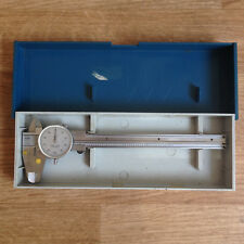 "Tesa Swiss Made Caliper, Brown & Sharpe, Shockproof .001, 6"" Dial Caliper"
