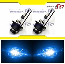 Cnlight HID Xenon D2R Two Bulbs Head Light 10000K Blue Low Beam Replacement Lamp