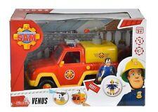 Feuerwehrmann Sam Feuerwehrauto Venus mit Figur Von Simba 109257656