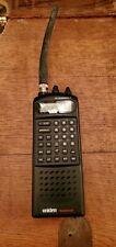 Uniden Bearcat Bc 2500Xlt 400 Channel 20 banks Portable Scanner 25Mhz - 1300Mhz