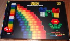 Light Stax 102 Piece Mega Light Up Building Block Construction Set Toy LED