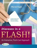 Diseases in a Flash! by Sharon Eagle (author) Book The Fast Free Shipping