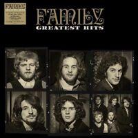 FAMILY - GREATEST HITS   VINYL LP NEW+