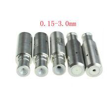 CNC EDM Drill Ceramic Electrode White Ceramic Puncher Machine Guide 0.15-3.0mm