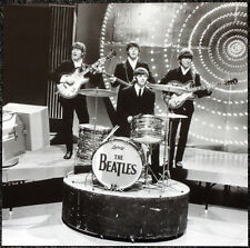 THE BEATLES POSTER PAGE 1966 FILMING TOP OF THE POPS . J45