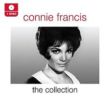CONNIE FRANCIS ~ THE  COLLECTION ( BEST OF ) CD ORIGINAL HIT RECORDINGS
