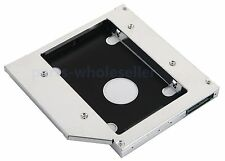 2nd HDD SSD Optical Caddy For Fujitsu Lifebook T4410 T4310 T731 E752 E782 AH512