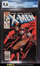 1986 Marvel Comics Newsstand Edition Uncanny X-Men #212 CGC 9.6