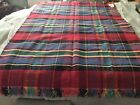 Pier1 Imports  Hand Made India Bohemian Wool-Cotton Area Rug in Multi Color