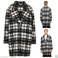 Autres manteaux noir en laine mélangée pour femme