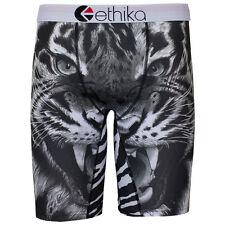 Ethika Tiger Men/Woman Staple Long Boxer Underwear Sport legging Pants Size M