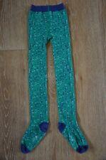 Oilily Girls Green Tights Size EURO 122/US 5-6 EUC