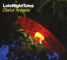 Olafur Arnalds-Late Night Tales (cd+mp3) - CD