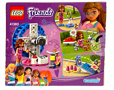 **NEW IN BOX** 2019 LEGO Friends Olivia's Hamster Playground  BUILDING SET 41383