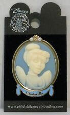Disney Princess Porcelain Cameo Series Cinderella 3-D Pin NEW HTF CUTE