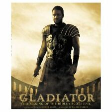 GLADIATOR ridley scott russell crowe ancient rome