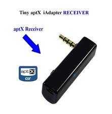 KOKKIA iRECEIVER : iAdapter Tiny UNIVERSAL aptX Bluetooth Stereo Receiver