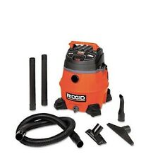 RIDGID® 18718  WD1450 Wet/Dry Professional Vacuum Cleaner Emerson NEW LOW PRICE!