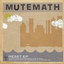 Reset [EP] by MUTEMATH (CD, Sep-2004, Teleprompt/Warner Bros.)