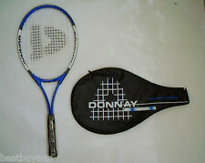 Donnay Pro One Adult Alloy Tennis Racquet & Cover