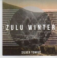 (DA70) Zulu Winter, Silver Tongue - 2012 DJ CD