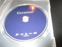 "BLU-RAY NEUF ""GERMINAL"" Renaud, Gerard DEPARDIEU, Miou-Miou, Judith HENRY"