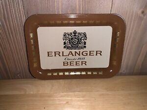 Vintage Erlanger Beer Tip Tray