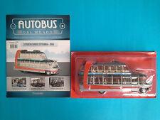 1:43 Citroen Currus Citirama del 1955 AUTOBUS DAL MONDO ALTAYA