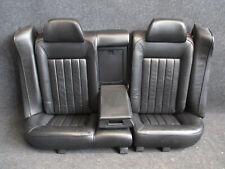 W8 LEDER Rücksitzbank VW Passat 3BG Variant Rückbank Ausstattung schwarz