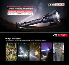 Klarus xt32 cree XP-l Hi v3 LED Linterna antorcha lámpara 1200 lúmenes strobe + sos