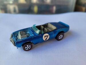 Hot Wheels 1969 REDLINES - LIGHT MY FIREBIRD EXCELLENT VHTF HONG KONG