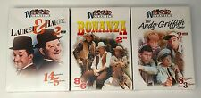 Lot Of 3 TV Classics DVDs Bonanza The Andy Griffith Show Laurel & Hardy Sealed