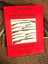 The Red Book of Winchester Values (4th Edition) by Larry Shennum & Bert Hartman