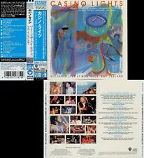 CASINO LIGHTS : JARREAU YELLOWJACKETS CARLTON .. / WPCR-28040 , JAPAN 2014