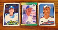 1989 Randy Johnson RC - Expos -Mariners (3)