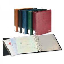 Lindner 3506dk S PUBLICA L Documents Folder-Black