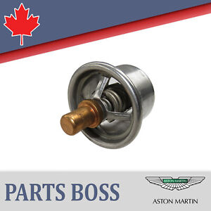 Aston Martin DB7 DB9 DBS V12 2001-2012 OEM NEW Thermostat Assy 4G4E-8575-AB