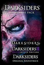 Darksiders Franchise Pack 2016 Global Free PC KEY